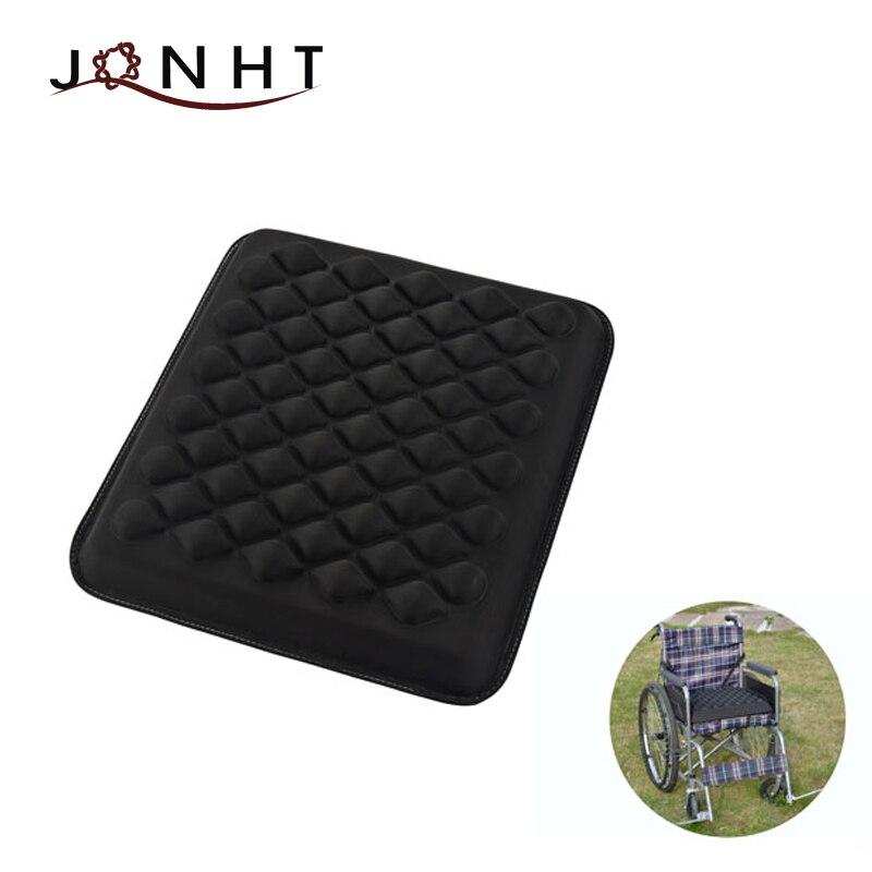 Siège de fauteuil roulant anti-escarres Coussin avec Gel