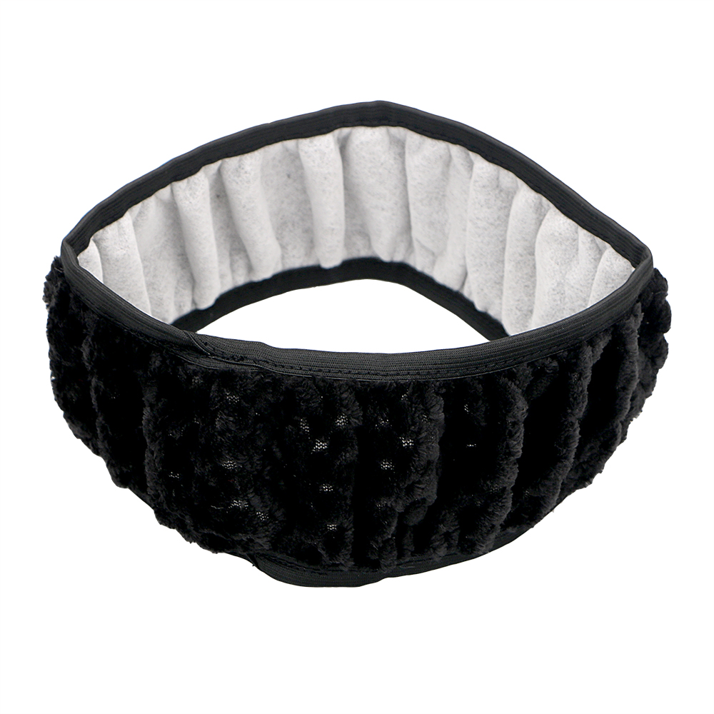 High Quality Pearl Velvet Car Steering Wheel Cover Winter Soft Warm Plush Covers 4 Colors Universal Car-styling Auto Decoration