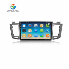 ChoGath 10,2 «4 ядра Android 7,0 автомобиль gps для Toyota RAV4 2013 2014 2015 2016 RAV 4 авто мультимедиа стерео с canbus
