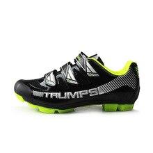 Tiebao 2017 new arrived cycling shoes men mountain biking Sapatilhas Ciclismo Racing Sneaker Sport Shoes MTB Bike Bicycle Shoes