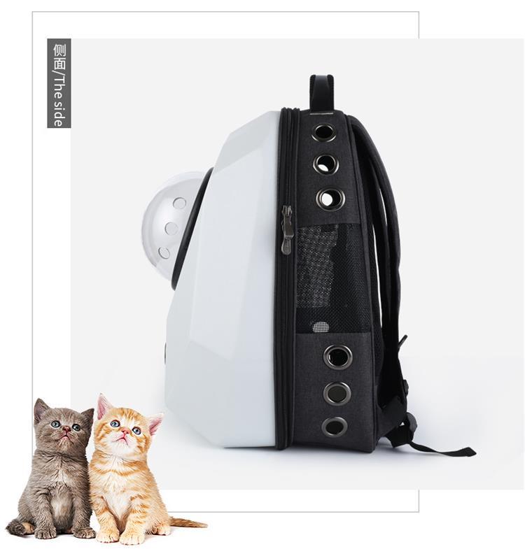 Sac de transport de haute qualité avec sac à dos pour chat-in Paniers pour chien from Maison & Animalerie    3