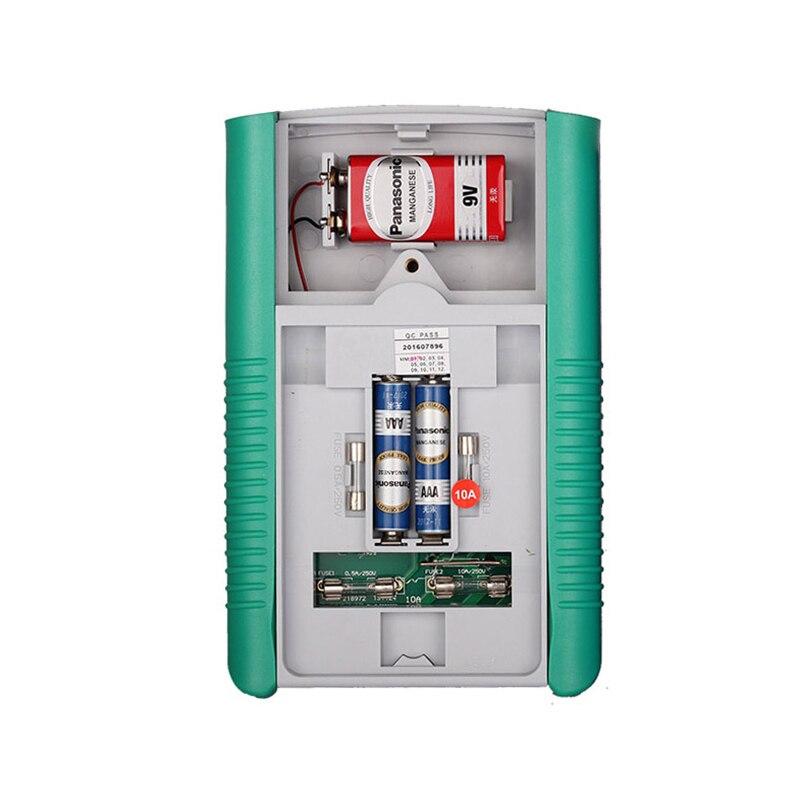 MT-2017 Analog Multimeter Safety Standard Professional Ohm Test Meter DC AC Voltage Current Resistance Analog Multimeter