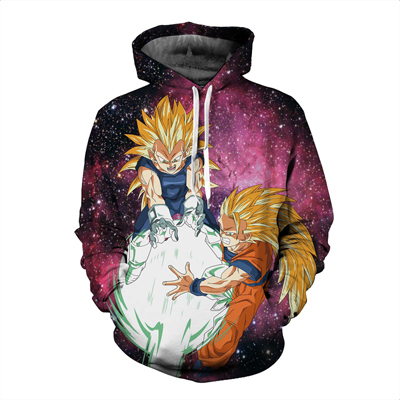 Dragon Ball Super Hoodie #3