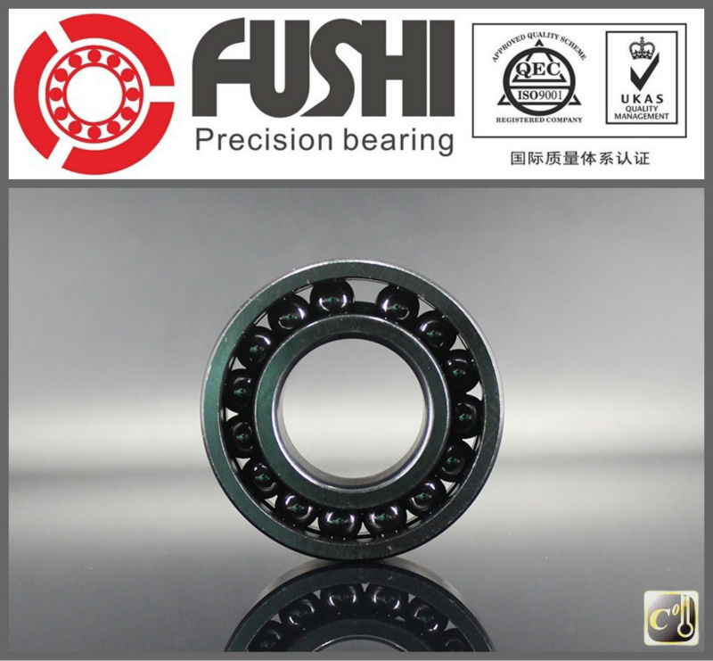 High Temperature Bearing 6200 6201 6202 6203 6204 6205 ( 2 Pcs) 500 Degrees Celsius Full Ball Bearing