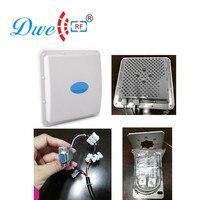 DWE CC RF access control card reader 2.4ghz rfid reader rs232 rs485 wiegand high power long distance rfid reader 100m