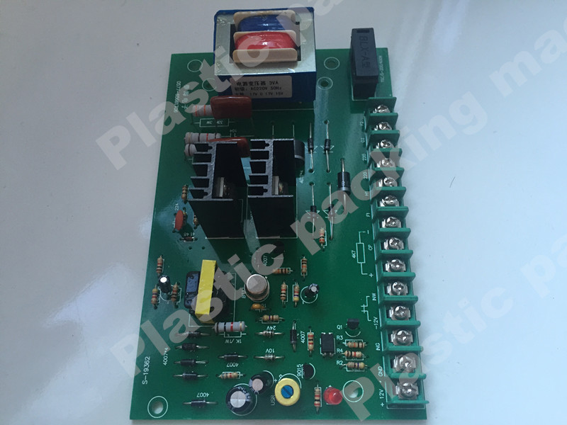 TSC/G-200/400W Speed control board TSWG-200/800W DC Motor Speed Controller200-800W DC Motor Driver Adjuster 0-100% Motor parts