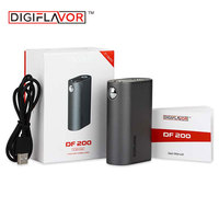 200W Digiflavor DF 200 Box MOD E cigarette Mod for Siren2 Clearance Price Powered By Triple 18650 Batteries NO Battery