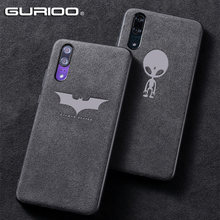 Alcan tara Case For Huwei P10 P20 Lite P30 Pro Luxury Batman Soft TPU Phone Case For Huawei Mate 9 10 20 Pro Cover Coque Capa(China)