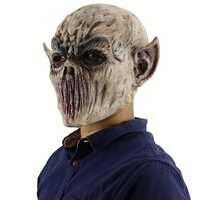 Masque d'horreur masques d'halloween effrayant Mascaras De Latex Realista Masque sanglant fête Mascara Cosplay Zombie Masker accessoires De Carnaval