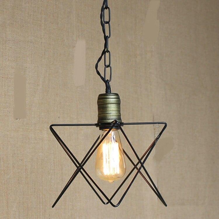 Подвесные светильники во французском стиле  для гостиной  современный  простой  для сада  ресторана  выставочного зала  для шоппинга  зала дл... title=