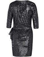 Liefert Verfügbar Moderne Hohe Qualität Heißer Verkauf Schöne Mode Chic pailletten kleider