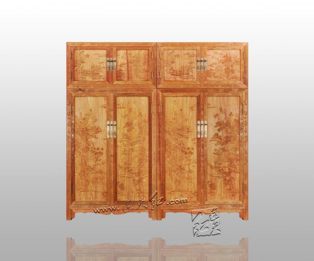 Camera Da Letto Giapponese us $15956.0 |giapponese classico armadio a casa camera da letto mobili in  legno di palissandro sequoia garderobe antico clothespress stile cinese