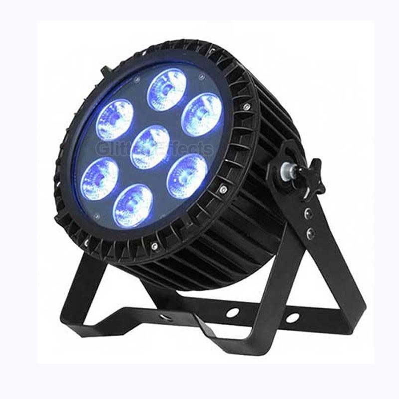 7pcs waterproof par light(1-1)