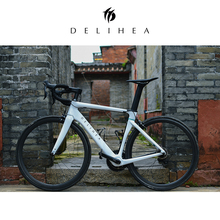 DELIHEA FORE Complete Carbon Racing Road Bicycle 5800/r8000/r8050 Full Carbon Bike Free XDB Shipping