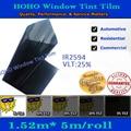 60x196.8inch  PET solar tinted film for automotive ,Hight clear reflective anti-glare car window film