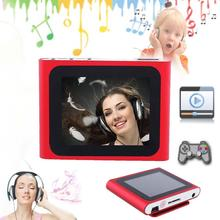 LCD 6th Generation Sport Digital MP3 MP4 Player Video FM Radio Players Gift B
