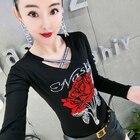 Korean Fashion V-Nec...