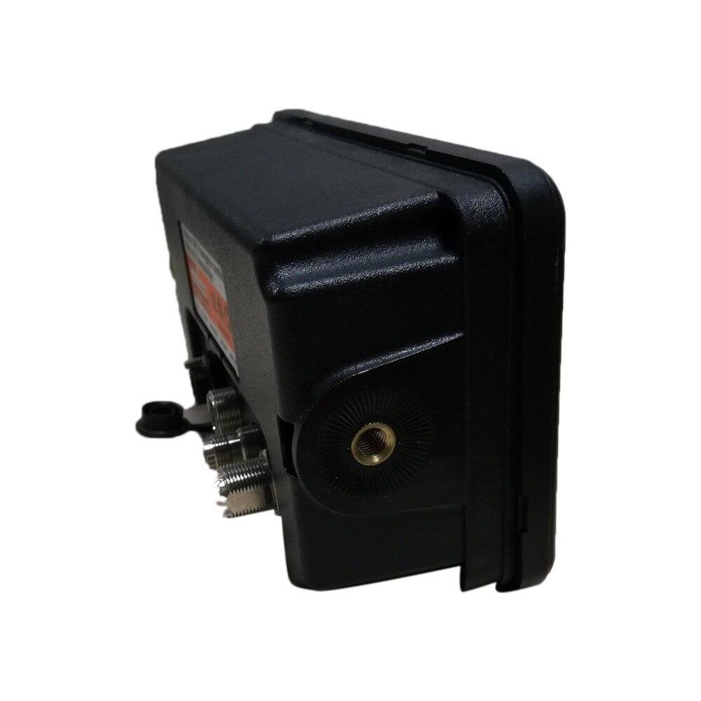 Waterproof Marine Walkie Talkie Dual Band Radio HF Marine Transceiver Built-In GPS Receiver 50 Channels 5