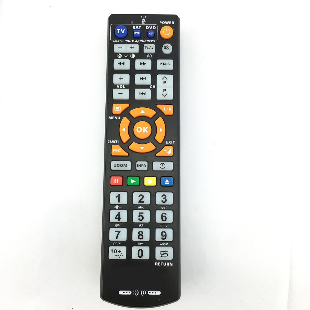 L336 copy Smart Remote Controller Universal Smart IR Remote Control with learn function, 3 pages controller copy for STB DVD DVB