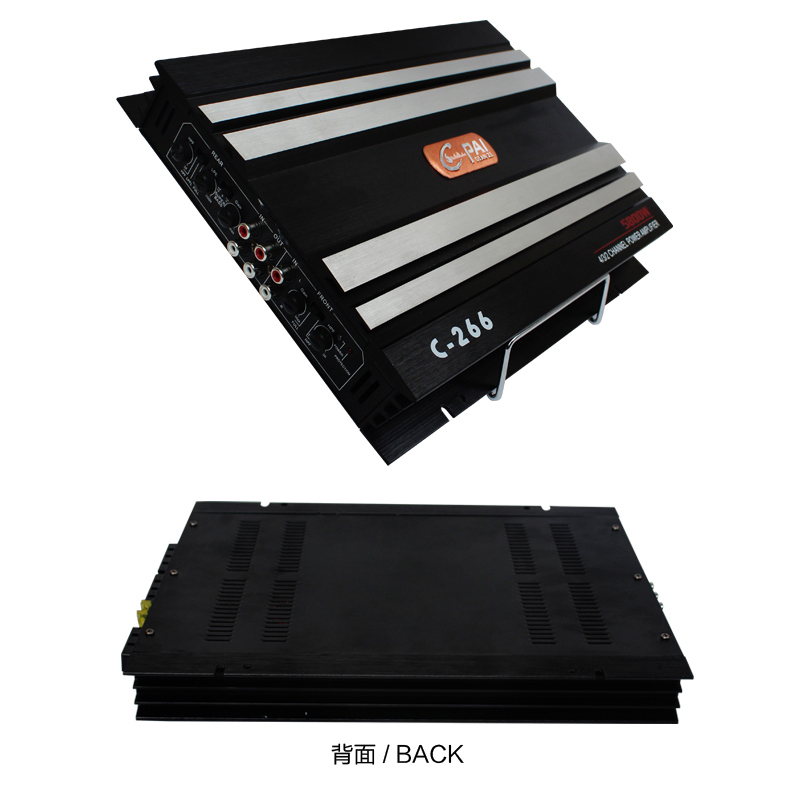 1PC Top Quality Cars Audio Subwoofer 4 Way Car Amplifier 4 Channel 4 100W High Power Amplifiers Board Can Be Bridged I Key Buy in Stereo Amplifiers from Automobiles Motorcycles