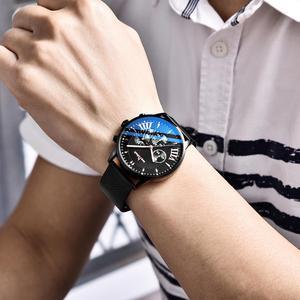 Image 5 - KEEP IN TOUCH relojes para Hombre, de cuarzo, informal, resistente al agua, deportivo, con fecha, Masculino