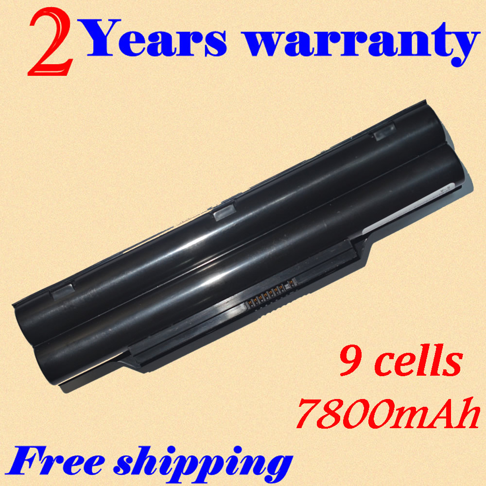 JIGU batterie D'ordinateur Portable BP250 FPCBP250 CP477891 FMVNBP186 FPCBP250AP Pour Fujitsu LifeBook A530 A531 AH530 AH531 LH530 PH521 LH52/C
