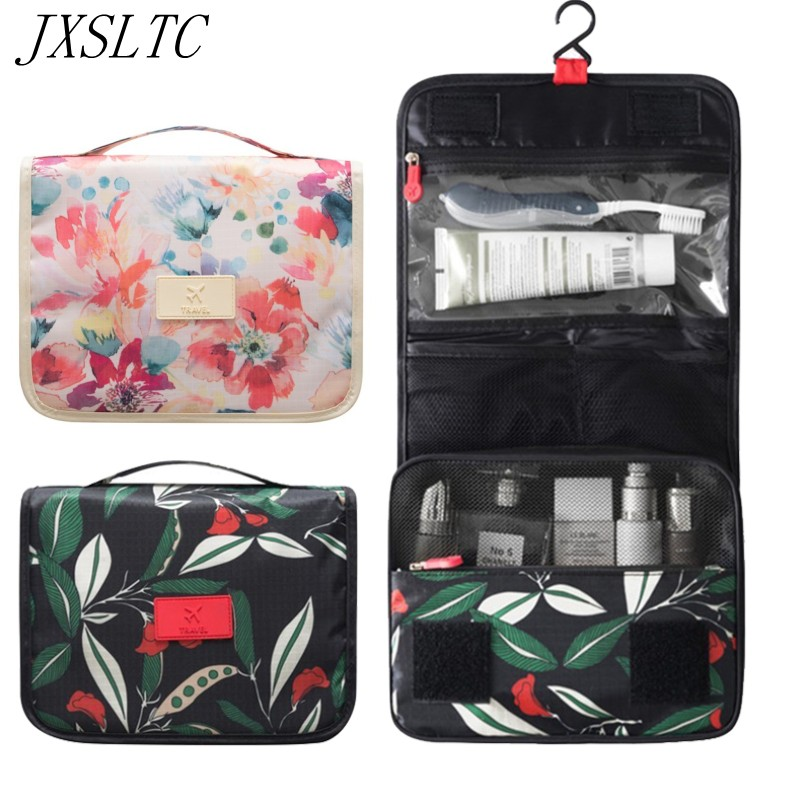 JXSLTC Hoge kwaliteit Reizen make-up tas waterdichte draagbare man en - Home opslag en organisatie