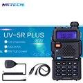 Walkie Talkie 20pcs 8W NK UV-5R PLUS VS Baofeng UV-5R+ Transceiver  Walkie Talkie VHF UHF Dual and 1pcs Speaker Mic+1pcs Cable