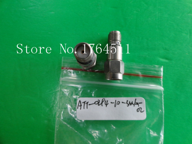 [BELLA] MIDWEST ATT-0294-10-SMA-02 DC-2GHz 10dB 2W SMA Coaxial Fixed Attenuator  --5PCS/LOT