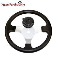 30cm Steering Wheel For 110cc To 150cc Go Kart Karting Cart ATV Quad Dirt Pit Bike