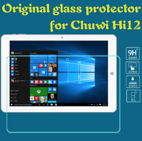 Ultra Thin HD Clear Premium Tempered Glass Screen Protector For Chuwi Hi12 12 Inch Tablet Protective