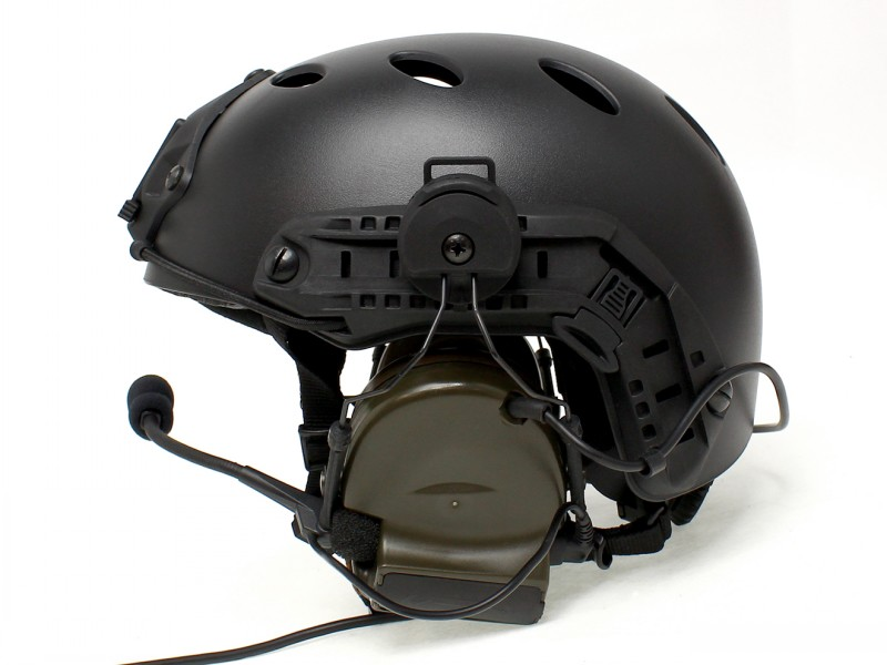 Z tático militar softair comtac i ii