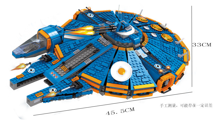 25960 1556pcs Spaceship Space Constructor Model Kit Blocks Compatible sluban Bricks Toys for Boys Girls Children