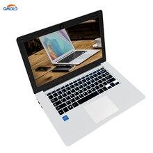 13.3 นิ้วUltraบางแล็ปท็อป เทลQuad Core 2G/6GB 32GB/64GB EMMC 1920*1080 HDหน้าจอHDMI Bluetooth Windows 10 โน้ตบุ๊ค