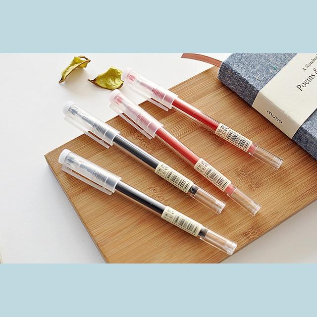 https://es.aliexpress.com/item/2pcs-MUJI-style-Simple-transparent-rod-neutral-pen-office-supplies-school-giftGift-0-5mm-0-38mm/32711248146.html?spm=2114.17010208.99999999.306.m25jJJ
