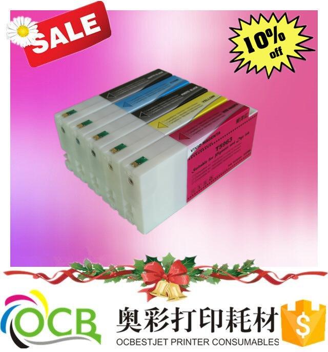 Здесь можно купить  Top Sales!!!For Epson 9710 Compatible Cartridge with 8colors  Офисные и Школьные принадлежности