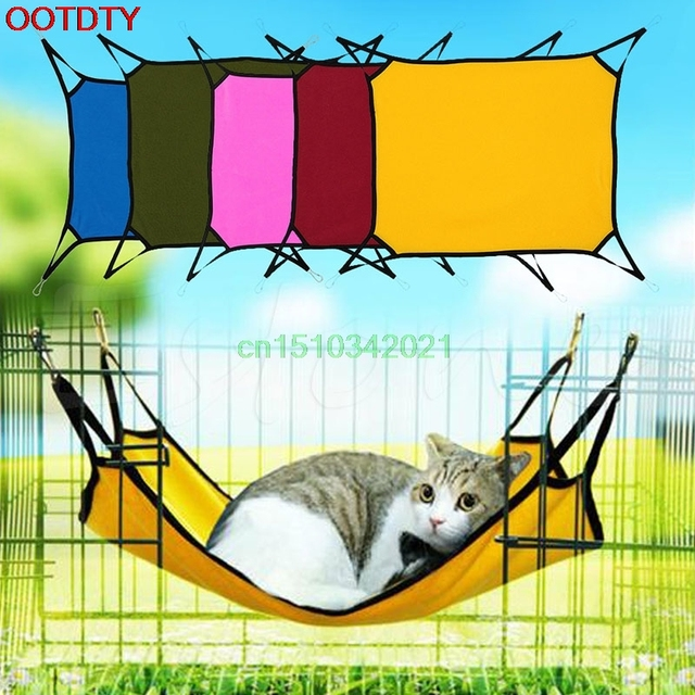 Pet Hamac Doux Lit Animal Suspendu Pupply Chat Chien Couette Furet