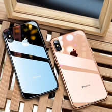 Electroplated Silicon Case For iPhone xr