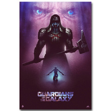 Guardian of The Galaxy Art Silk Fabric Poster Print 13×20 20×30 inch Superheroes Movie Picture for Living Room Wall Decor 004