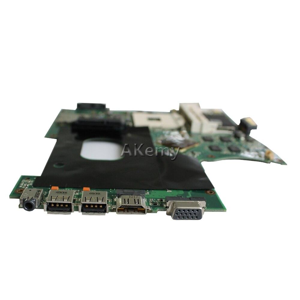 Akemy K42JC Laptop motherboard para ASUS K42JC