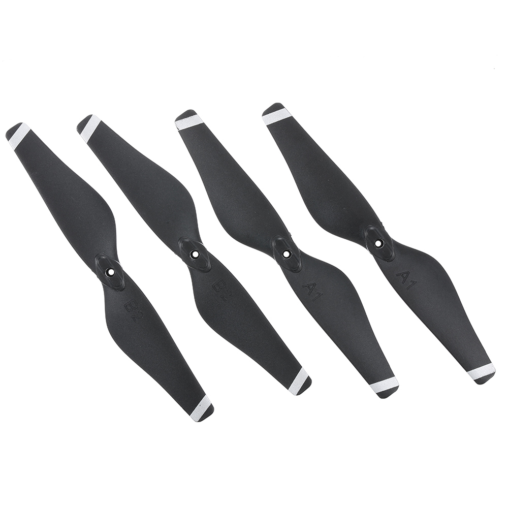 2Pairs RC Drone CW/CCW Propeller Blade for X12 Wifi FPV Dron RC Quadcopter vs E58 XS809HW