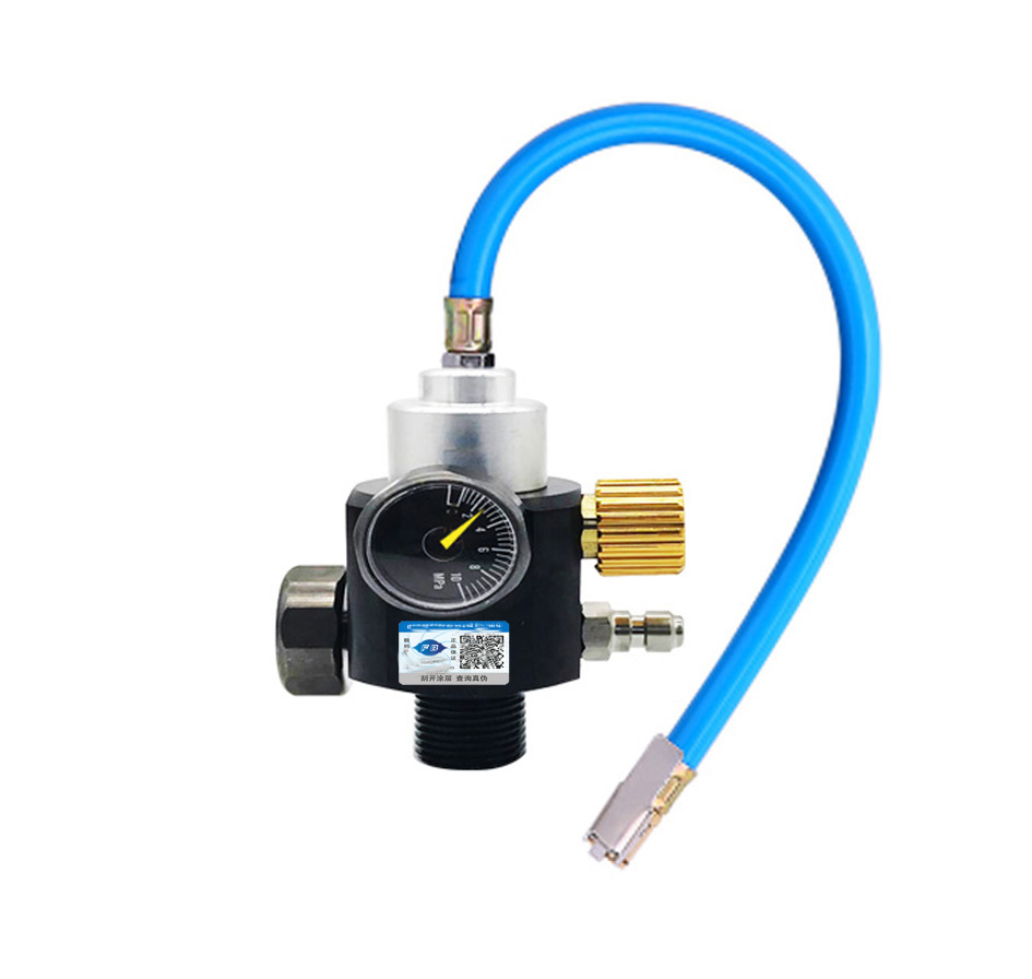 Externally Operated Constant Pressure Valve Carbon Dioxide Continuous Oxygen Argon Control Throttle Valve durable useful carbon dioxide fire extinguisher valve hot selling china made gas tanks valve k