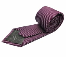Quality Mens Ties New Design Neck Striped for Men Formal Business Wedding Party