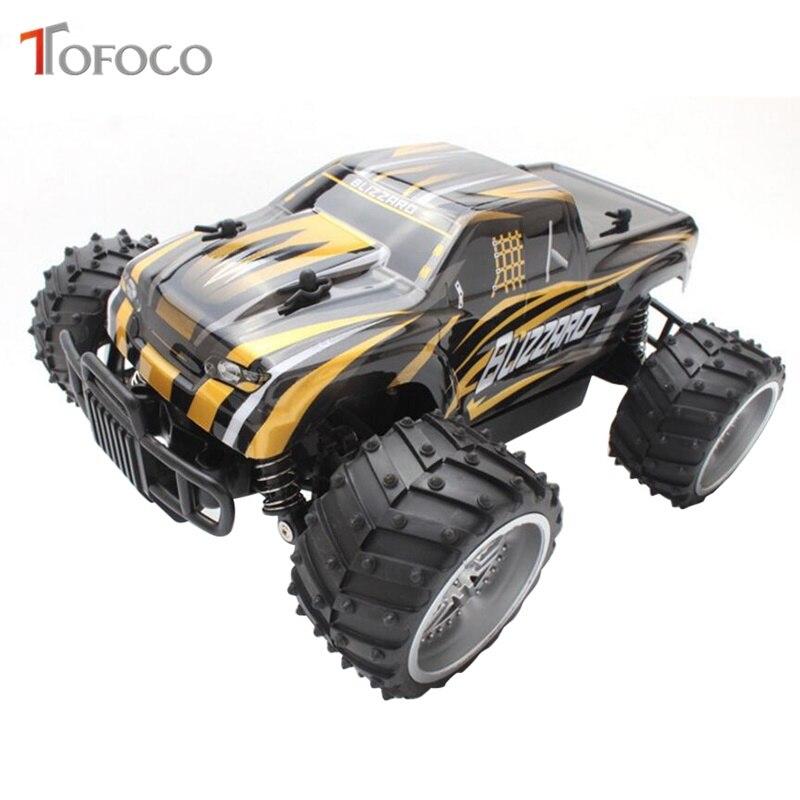 TOFOCO 2.4G 50M Remote Distance High Speed Rc Car Climbing Dirt Bike Buggy Radio Remote Control Racing Car Model Toys For Kids remote control rc racing car electric high speed drift kids toys amusement