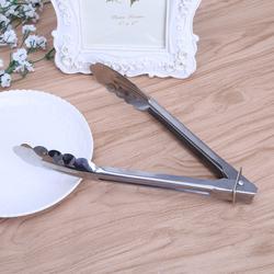 Нержавеющаясталь Салат Щипцы барбекю Кухня Пособия по кулинарии Еда выступающая посуды Тонг