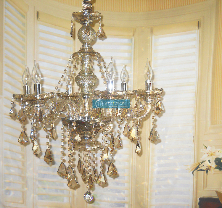 cheap chandelier crystals promotionshop for promotional cheap, Lighting ideas