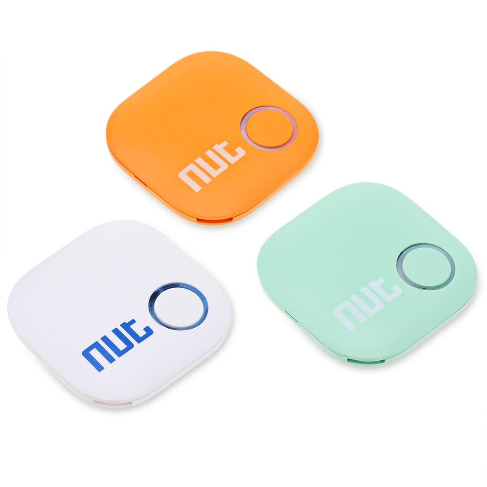 imágenes para Tuerca 2 Bluetooth anti-perdida de Seguimiento Etiqueta Parche de Dos vías de Alarma Buscador Dominante Buscador Inteligente Bluetooth Smart Wireless Rastreador clave