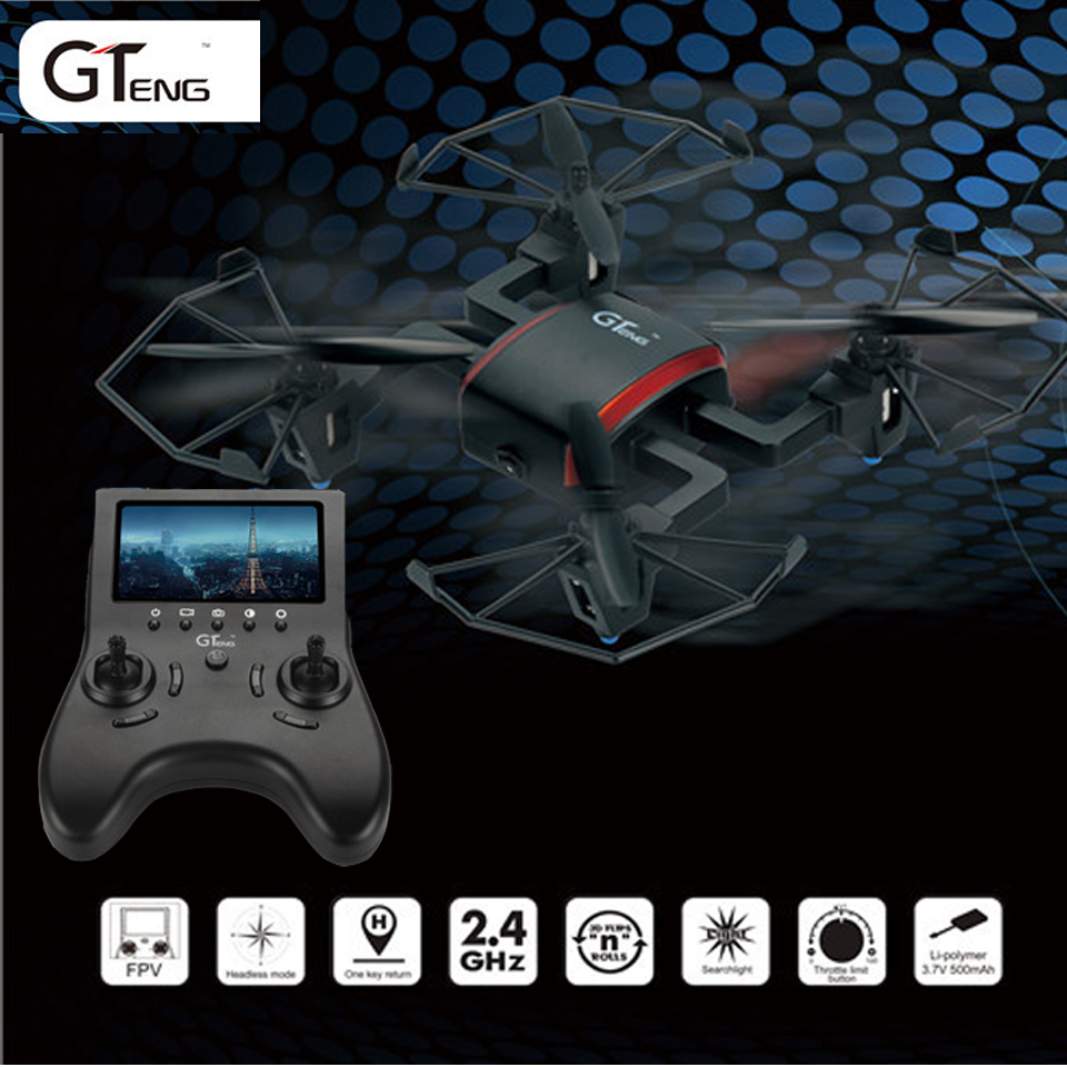2016 new professional Mini font b RC b font Drone Quadcopter 5 8G FPV with 2