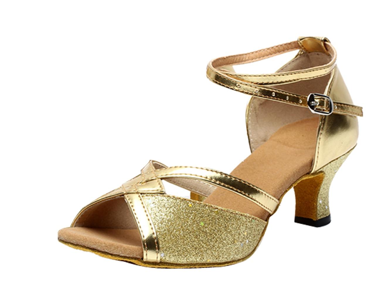Flat Latin Dance Shoes