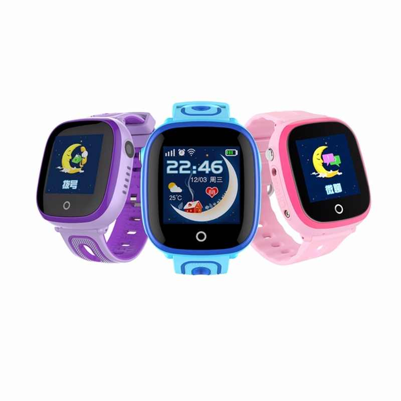 Kids GPS Tracker Watch Baby Safe GPS tracking SOS Call Location Position finder waterproof clock children Smart Watches DF31G